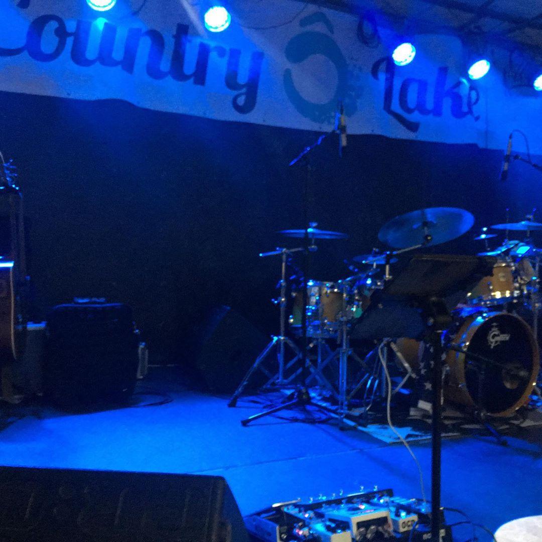 Hier soir super concert au festival Country «ô Lake» Avec «Bumkins»