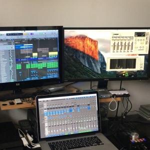 Work in progress New Album William Bald @williambalde_officiel @jeanlassallette